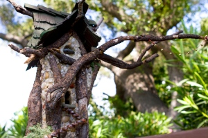 fairy house cottage pine song